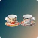 <b>Чашки с блюдцами, чайники</b>